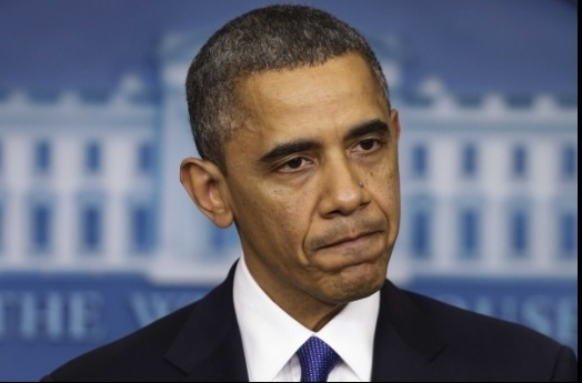 Disappointed obama