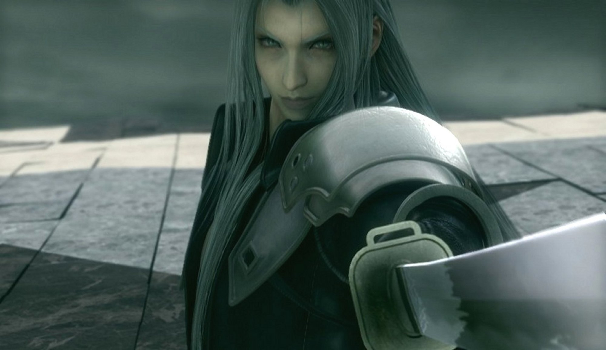 THIS IS SEPHIROTH MOTHERFUCKERS!