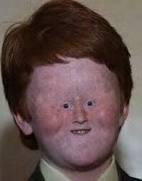Generic Ugly Ginger Kid
