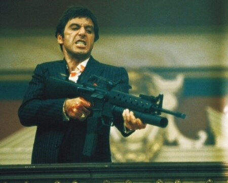 Angry ScarFace