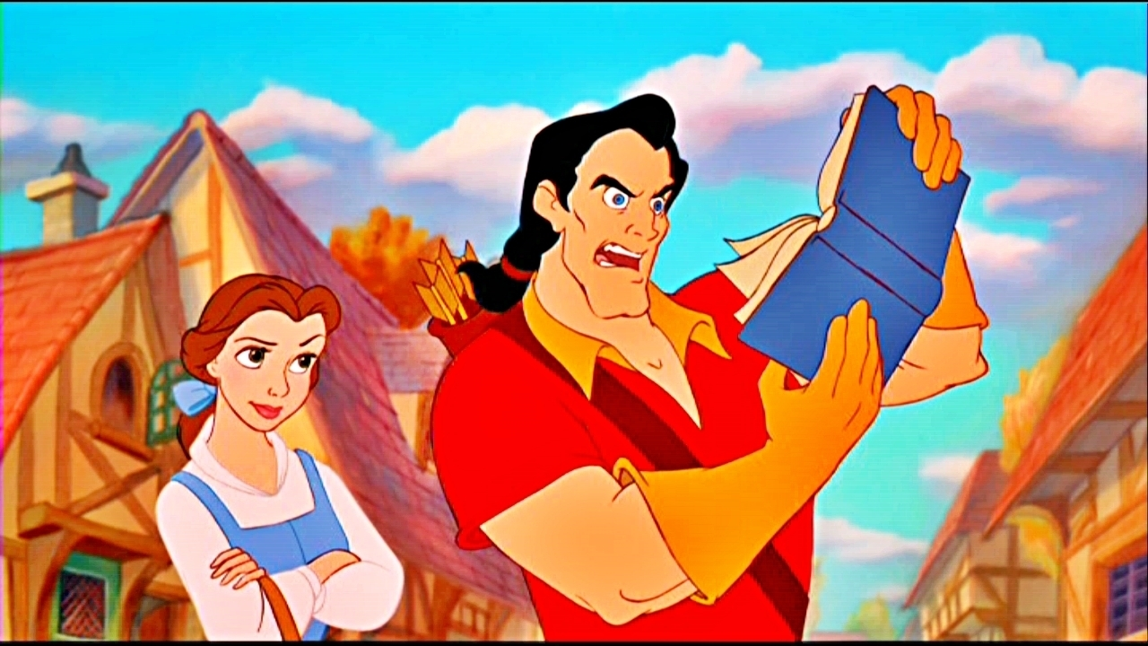 gaston reading