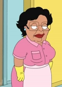 Consuela Family Guy Maid