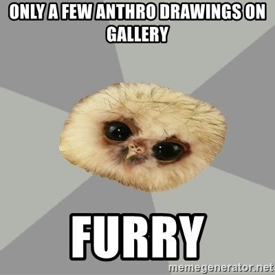 ONly a few anthro drawings on gallery furry - deviantArt Owl