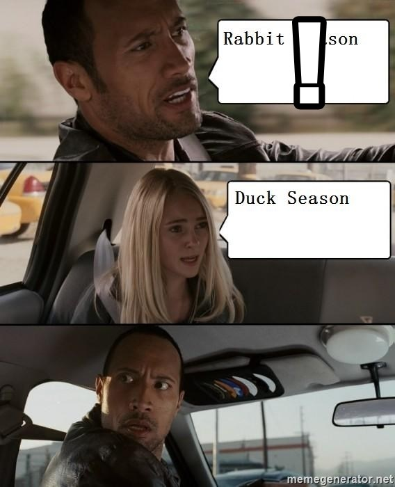 The Rock driving -             !