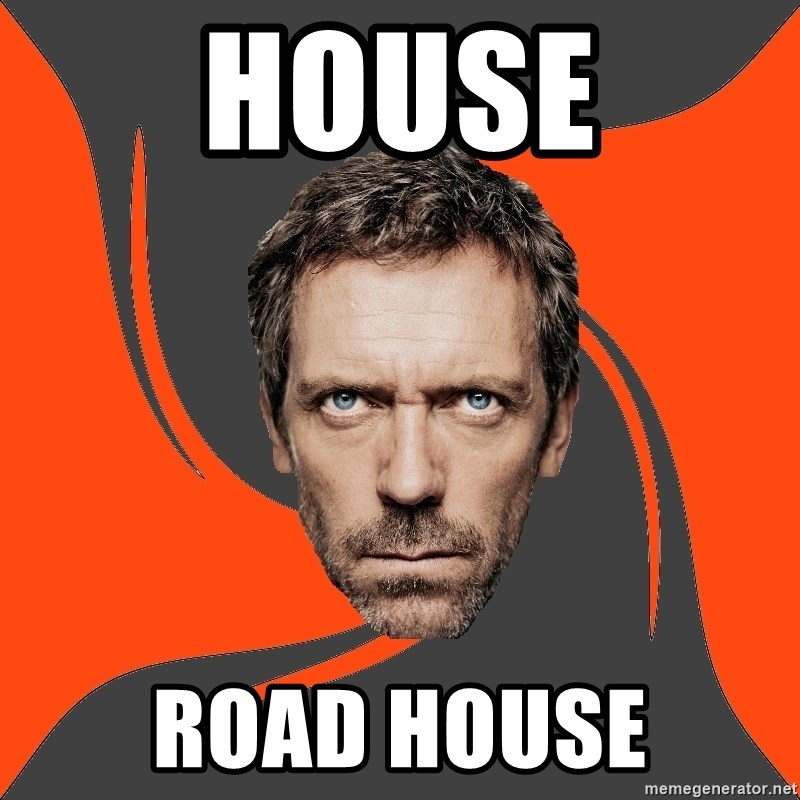 AngryDoctor - house road house