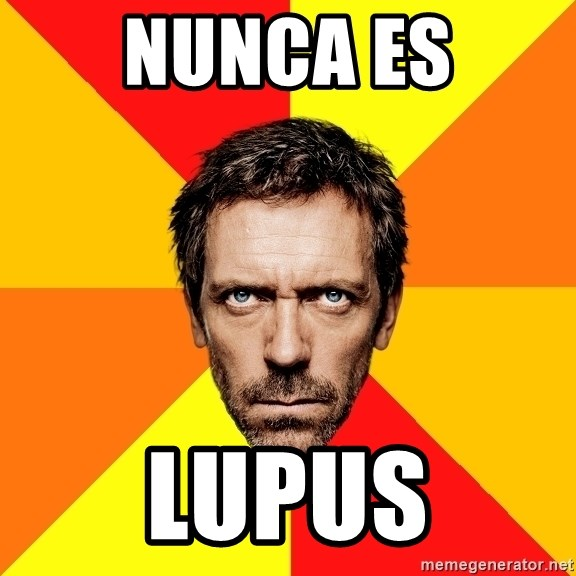 Diagnostic House - Nunca es Lupus