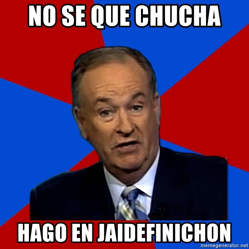 Bill O'Reilly Proves God - no se que chucha  hago en jaidefinichon