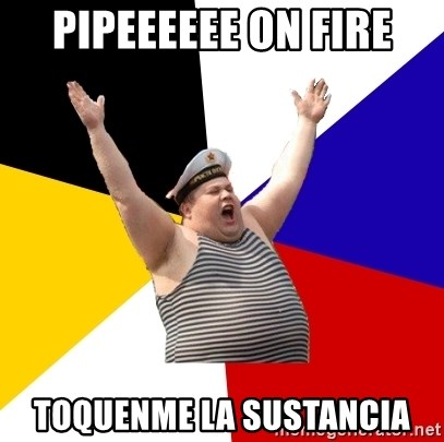 Patriot - pipeeeeee on fire toquenme la sustancia