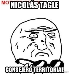 Mother Of God - nicolás tagle consejero territorial