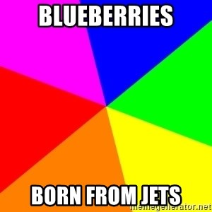 backgrounddd - Blueberries born from jets