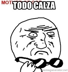 Mother Of God - todo calza