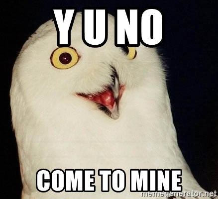 Orly Owl - y u no come to mine