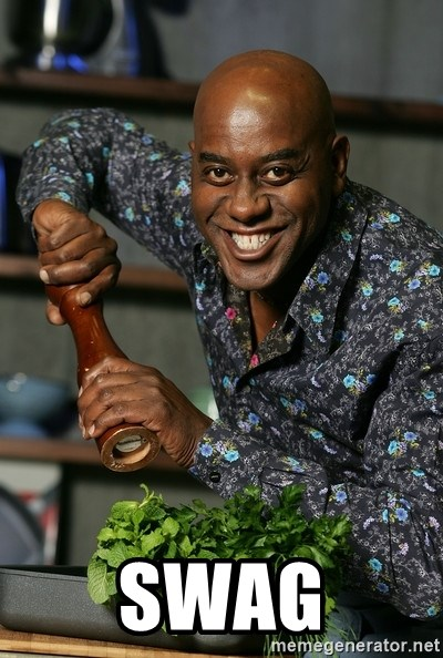 Ainsley Chef - SWAG
