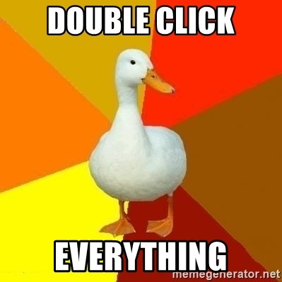 Technologically Impaired Duck - Double Click Everything