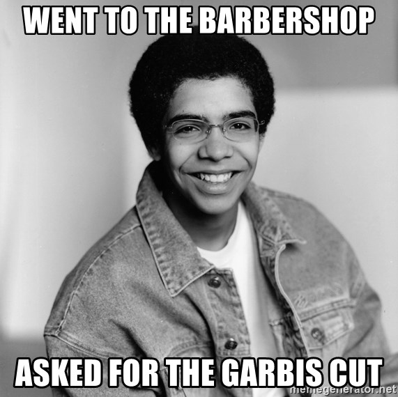 Old School Drake - Went to the Barbershop Asked For the Garbis cut