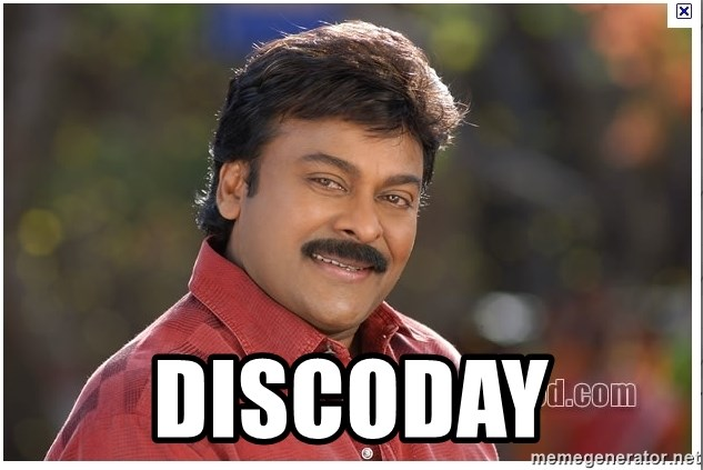 Typical Indian guy - discoday