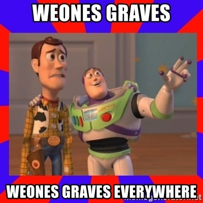 Everywhere - Weones Graves Weones Graves Everywhere