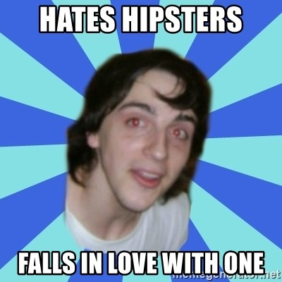 Stoner Kid Kale - Hates hipsters  falls in love with one
