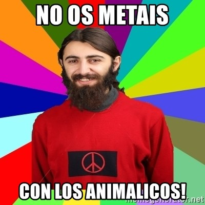 Damned Pacifist - No os metais con los animalicos!