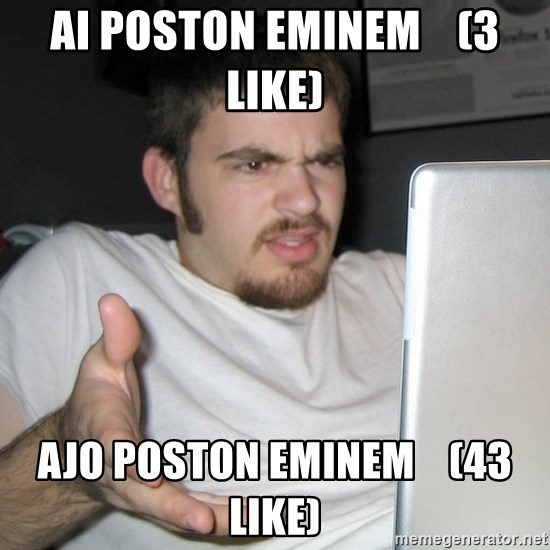 Wtf Shz - Ai poston Eminem    (3 like) Ajo poston Eminem    (43 Like)
