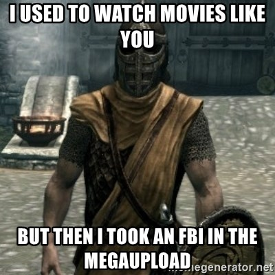 skyrim whiterun guard - I used to watch movies like you but then i took an fbi in the megaupload