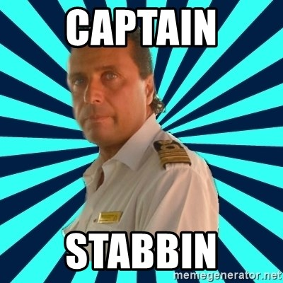 Captain stabbin picture