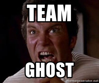 Khan - Team ghost