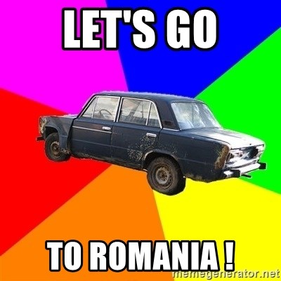 AdviceCar - Let's go to romania !
