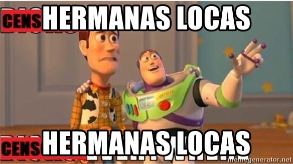 Toy Story Everywhere - hermanas locas hermanas locas