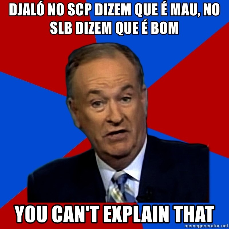 Bill O'Reilly Proves God - djaló no scp dizem que é mau, no slb dizem que é bom you can't explain that