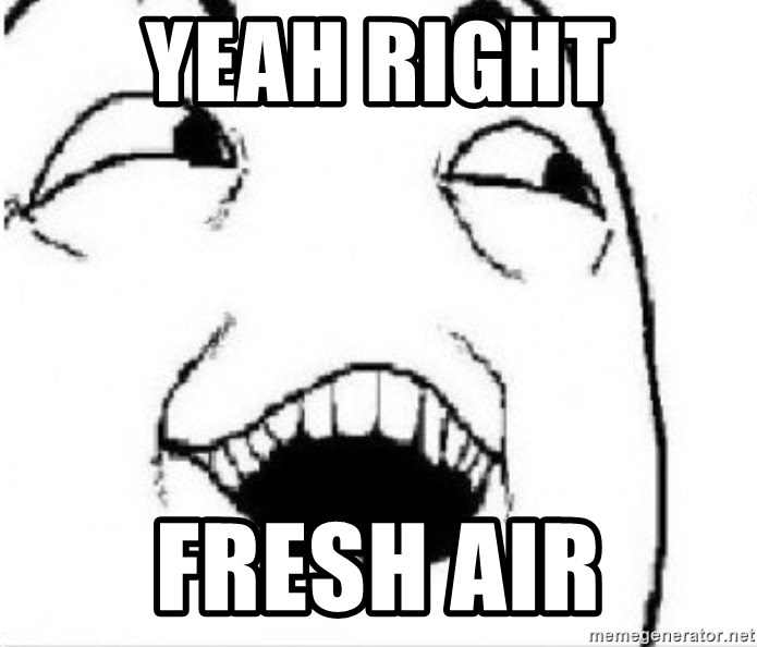 Si Claro - Yeah right Fresh air