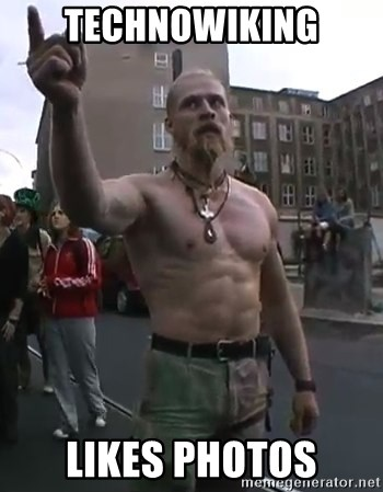 Techno Viking - technowiking likes photos