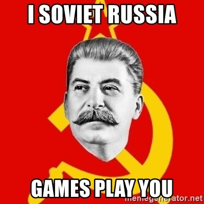 Stalin Says - i soviet russia games play you