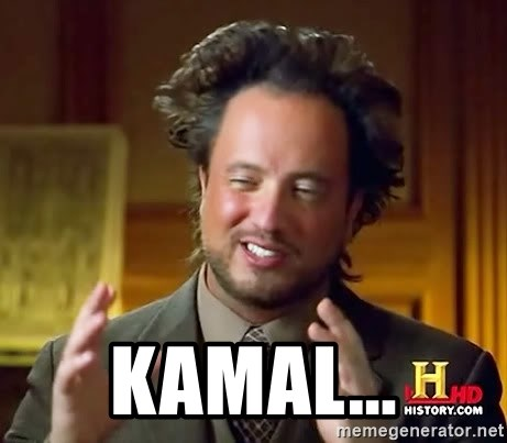 Ancient Aliens - KAMAL...