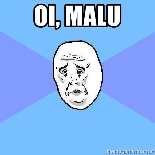 Okay Guy - Oi, malu