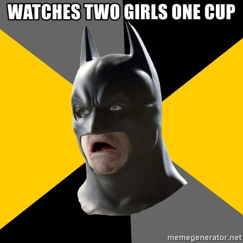 Bad Factman - Watches two girls one Cup