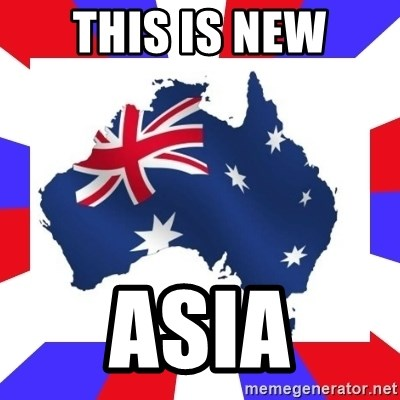 australia - This is new ASIA