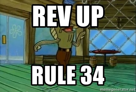 Rev Up Those Fryers - Rev up  rule 34