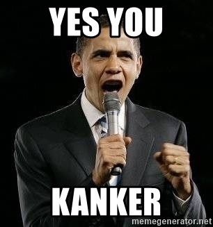 Expressive Obama - Yes you Kanker
