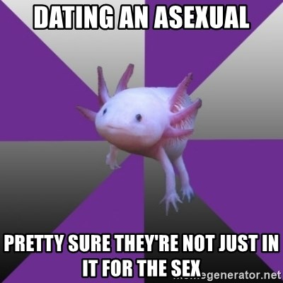 dating an asexual