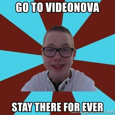 Tamas Weed Abuser - Go to Videonova Stay there for ever