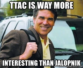 Rick Perry - TTAC is way more  interesting than jalopnik