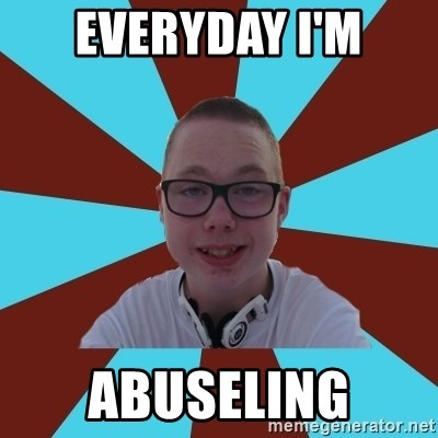 Tamas Weed Abuser - everyday i'm abuseling