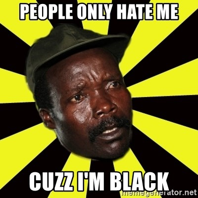 KONY THE PIMP - People only hate me Cuzz i'm black