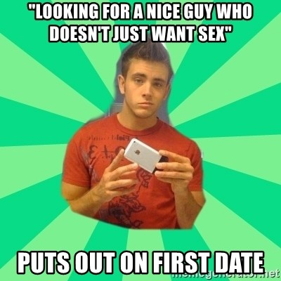 Gay dating sex first date