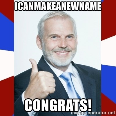 Idiot Anti-Communist Guy - icanmakeanewname Congrats!