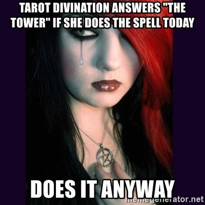 tarot divination answers