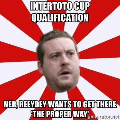 Mackem Logic - intertoto cup qualification ner, reeydey wants to get there 'the proper way'