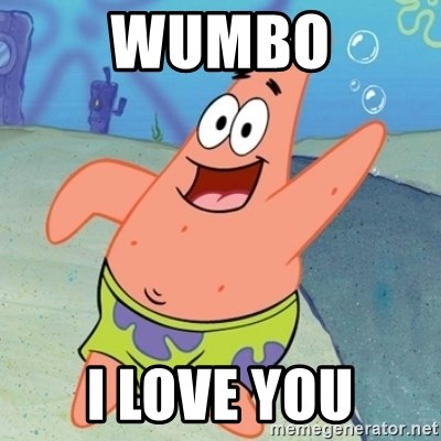 Panxo Po wn - Wumbo I love you