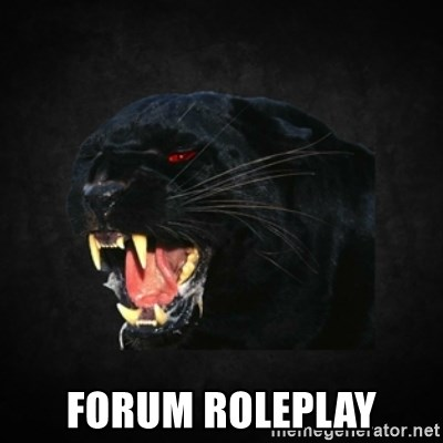 Roleplay Panther - forum roleplay